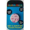 PopSocket, mintás, telefonra tapasztható telefontartó és ujjtámasz, minta 33 (Kockák)