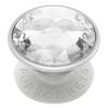 Popsockets telefontartó, Disco Crystal Silver