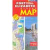 Port Elizabeth térkép - Map Studio