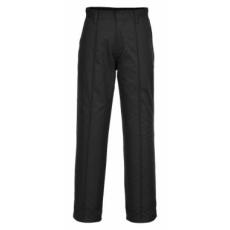 Portwest 2885 - Preston férfi nadrág - fekete - 28/XS