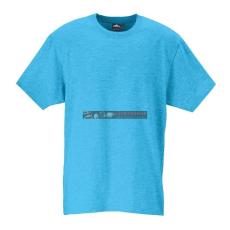 Portwest B195 Torinó prémium póló (égszínkék)