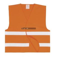 Portwest C474 Jól láthatósági mellény (Narancs, S/M)