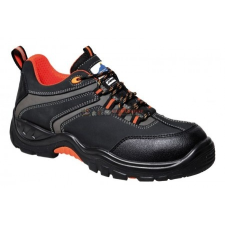 Portwest - FC61 Compositelite Operis védőcipő S3 (FEKETE 39) munkavédelmi cipő