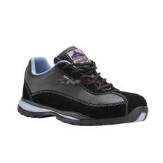 Portwest FW39 Steelite női védőcipő S1P (FEKETE 38)