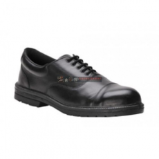 Portwest FW47 Steelite Executive Oxford védőcipő S1P (FEKETE 44)