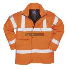Portwest RT30 Jól láthatósági kabát (NARANCS S)