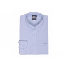 Portwest S107 - Oxford hosszú ujjú póló - kék
