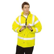 Portwest S460 Jól láthatósági Traffic kabát (SÁRGA 4XL)