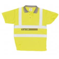 Portwest S477 Jól láthatósági pólóing (SÁRGA XL)