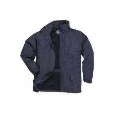 Portwest S530 - Arbroath lélegző polár béléses kabát - tengerészkék