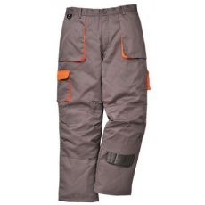 Portwest - TX16 Texo Contrast bélelt nadrág (FEKETE XXL)