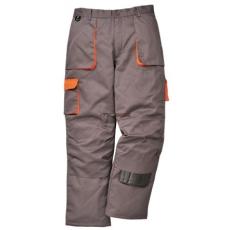 Portwest - TX16 Texo Contrast bélelt nadrág (SZÜRKE XXL)