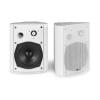 Power Dynamics BGB50, hangszóró készlet, 100 W peak, 30 W RMS, fehér