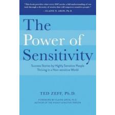 Power of Sensitivity – Ted Zeff idegen nyelvű könyv