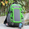 PowerNeed SBS12 Backpack with solar panel 6,5W