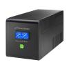 POWERWALK Power Walker UPS Line-Interactive 1000VA 4x 230V EU, PURE SINE,RJ11/RJ45,USB,LCD