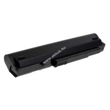 Powery Acer Aspire One A150-Bb 5200mAh fekete acer notebook akkumulátor
