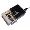 Powery Akkutöltő AA, AAA, + 3,6/3,7 vagy 7,2/7,4V Li-Ion max 52mm széles akkukhoz típus DW-03