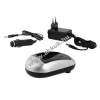 Powery Akkutöltő dig. fgép Speed HD-230Z