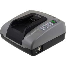 Powery akkutöltő USB kimenettel Black&Decker akkus fúrócsavarozó ASL146 barkácsgép akkumulátor