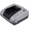 Powery akkutöltő USB kimenettel Black & Decker ütvefúrócsavarozó CP122K