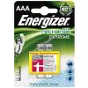Powery Energizer akku HR03 Micro AAA 800mAh 2db/csom.