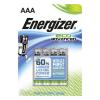 Powery Energizer alkáli elem Micro AAA LR03 4db/csom.