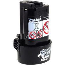 Powery Eredeti akku Makita rádió BMR102 1300mAh barkácsgép akkumulátor