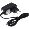 Powery töltő/adapter/tápegység micro USB 1A Doro Primo 405