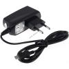 Powery töltő/adapter/tápegység micro USB 1A Motorola CLIQ 2