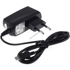 Powery töltő/adapter/tápegység micro USB 1A Samsung Galaxy Ace mobiltelefon kellék