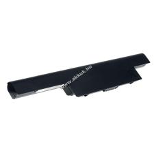 Powery Utángyártott akku Acer típus BT.00607.127 Standardakku acer notebook akkumulátor