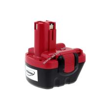 Powery Utángyártott akku Bosch fúró-csavarbehajtó GSB 12VE-2 NiCd O-Pack barkácsgép akkumulátor
