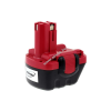 Powery Utángyártott akku Bosch fúrócsavarozó GSR 12-2 Professional NiCd O-Pack