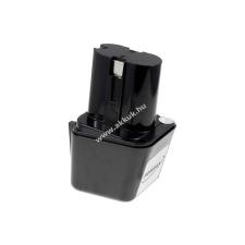 Powery Utángyártott akku Bosch fúrókalapács GBH12VRE NiMH Knolle japán cellás barkácsgép akkumulátor