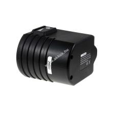 Powery Utángyártott akku Bosch Fúrókalapács GBH 24VFR 3000mAh NiMH barkácsgép akkumulátor