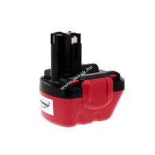 Powery Utángyártott akku Bosch típus 2607335442 NiMH 3000mAh O-Pack barkácsgép akkumulátor