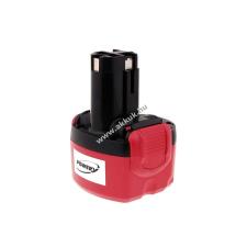 Powery Utángyártott akku Bosch ütve csavarbehajtó GDR 9,6 NiCd O-Pack barkácsgép akkumulátor