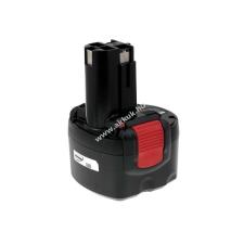 Powery Utángyártott akku Bosch ütvecsavarbehajtó GDR 9,6 NiCd O-Pack  japán cellás barkácsgép akkumulátor