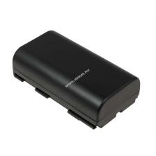 Powery Utángyártott akku Canon ES-4000 2300mAh canon videókamera akkumulátor