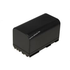 Powery Utángyártott akku Canon ES-8100 canon videókamera akkumulátor