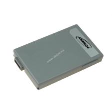 Powery Utángyártott akku Canon iVIS DC200 850mAh canon videókamera akkumulátor
