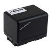 Powery Utángyártott akku Canon Legria HF R46 (info chipes)