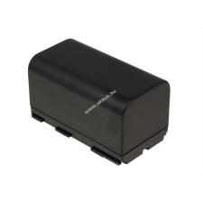 Powery Utángyártott akku Canon MV10 4600mAh canon videókamera akkumulátor