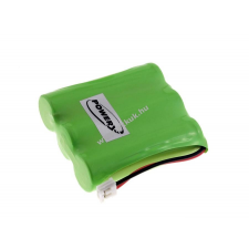 Powery Utángyártott akku Casio CP-725 vezeték nélküli telefon akkumulátor