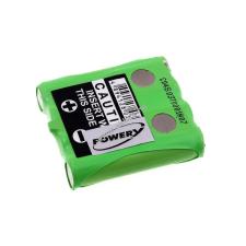 Powery Utángyártott akku Cobra PR950 walkie talkie akkumulátor töltő