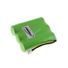 Powery Utángyártott akku GE 52108 vezeték nélküli telefon akkumulátor
