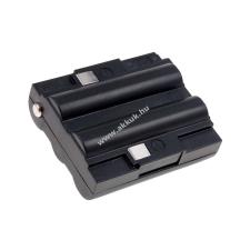 Powery Utángyártott akku Midland típus BATT5R walkie talkie akkumulátor töltő