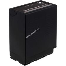 Powery Utángyártott akku Panasonic AG-DVX102A 7800mAh panasonic videókamera akkumulátor