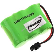 Powery Utángyártott akku Panasonic KX-TC155 vezeték nélküli telefon akkumulátor
